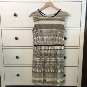 Patterned LOFT dress
